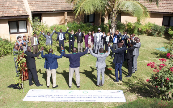 West African Alliance on Market Mechanisms and Climate Finance